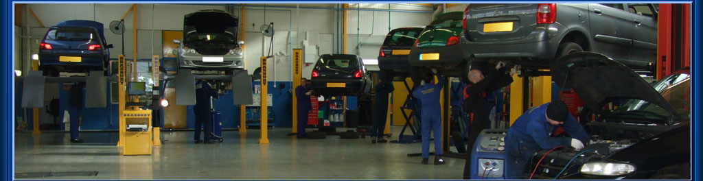 car servicing Uxbridge